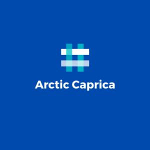 Arctic Caprica Website Logo
